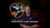 Expedition 27 Flight Engineer Ron Garan Education Message