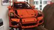 Vídeo: ¡Vaya 'frikada'! Mira este Porsche 911 GT3 RS hecho de Lego