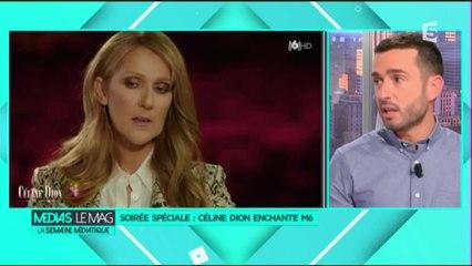 Soirée spéciale : Céline Dion enchante M6