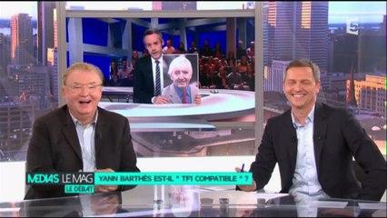 """Yann Barthès est-il """" TF1 compatible """" ?"""