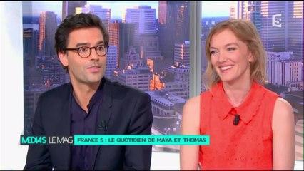 France 5 : le quotidien de Maya et Thomas