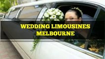 Limousines to Hire for Wedding in Melbourne