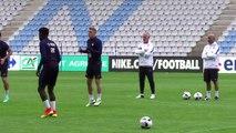 Euro-2016: France se prépare à l'amical face au Cameroun