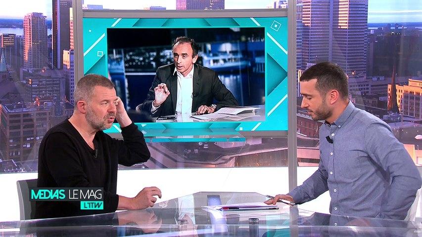 Médias, le Mag, l'interview avec Eric Naulleau