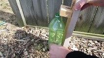 Comment fabriquer un piège à souris avec bouteille en plastique ?