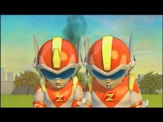 Z rangers - 5화 천방지축 아기돼지(Reckless Little Piggy)