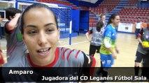 El CD Leganés Fútbol Sala femenino asciende a Primera División