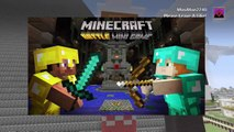 Minecraft Battle Mode! (Minecraft Battle Mini Game)