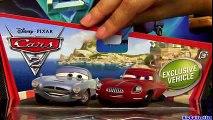 Cars 2 Leland Turbo, Uncle Mama Topolino Disney Pixar Movie