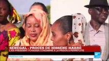 Cris de joie des victimes d'Hissène Habré après la condamnation de l'ex-présient tchadien à la prison à perpétuité