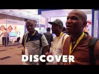 DISCOP Africa Johannesburg DAY 1 #mydiscop