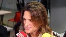"""Roland-Garros 2016 - Amélie Mauresmo : """"Sergi Bruguera apporte maitrise et confiance à Richard Gasquet"""
