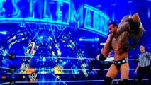 Cm punk vs randy Orton wrestlemania 27 highlights