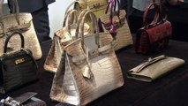 World's most expensive handbag sells in Hong Kong