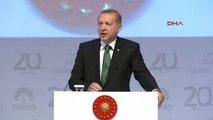 Cumhurbaşkanı Erdoğan Türgev Genel Kurulunda Konuştu 3