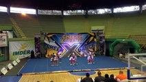 Tsunami Cheer Time - Campeonato Sur americano Cheer xtreme agosto 28 de 2015