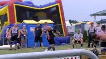 America's Strongest Man 2009 Warrick Brant days 1 and 2 events 1
