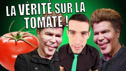 IDÉE REÇUE #5 : La tomate (feat. Igor & Grichka BOGDANOV)