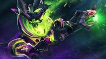 История героя Dota 2 : Viper