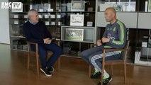 """Zidane : """"Quand tu sens ça… Tu sais que ça va aller au bout"""""""