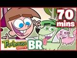 Os Padrinhos Mãgicos Episódios Para Crianças - Animais Engraçados - Compilação De 70 Mins