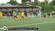 Le 18h de Télénantes : match France-Cameroun à la Beaujoire
