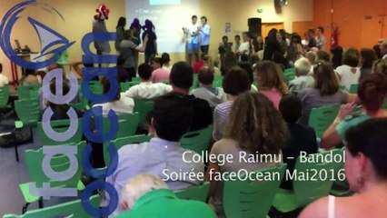 Soirée Collège Raimu Bandol Mai16