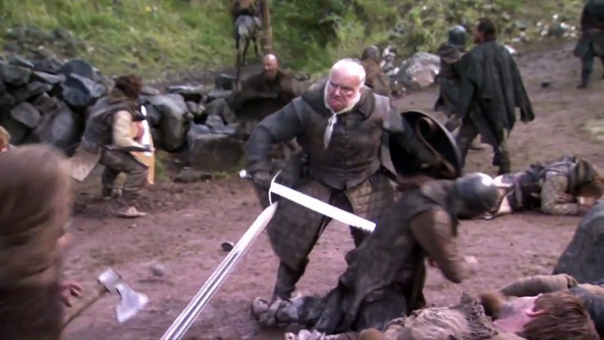 Game of Thrones Season 1: Episode #5 - Breaking Away (HBO)