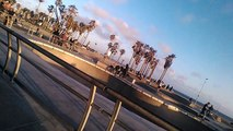 JonTV1(one) - Venice Skate Beach 360 Pan with skate thoughts