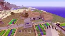 Minecraft Xbox one: BEST BLACKSMITH VILLAGE EVER IN MINCRAFT