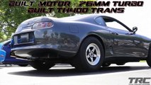 Supra battle 6 speed vs AUTO and CBR1000s street race!