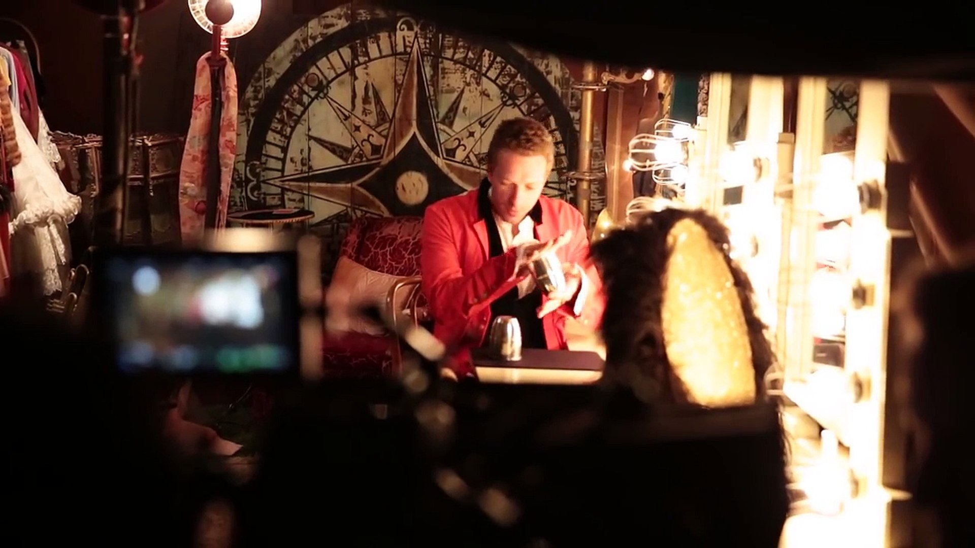 Coldplay - Magic Behind The Scenes