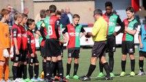 NEC D1 nieuwsjournaal afl.10  NEC/FcOss D1 speelt in Rotterdam gelijk tegen Excelsior D1