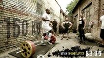 Female Powerlifter - World Record Deadlift - video dailymotion