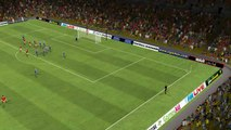 Benfica vs Porto - Golo de Cardozo 28 minute