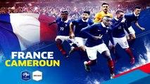 Euro 2016 Amical - FRANCE vs CAMEROUN   Une DEFENSE en Miettes !