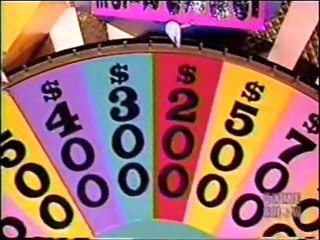 Wheel of Fortune (1992) - Ray/Jeff/Kelly