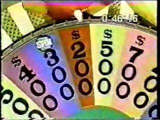 Wheel of Fortune (1991) - Ken/Shelly/Patti