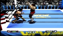 Virtual Pro Wrestling 64 Syxx vs Eddie Guerrero