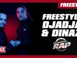 Djadja & Dinaz en freestyle dans Planète Rap !