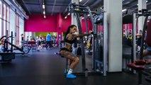 Hot Female Model Anzhelika Anderson Workout Motivation