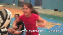 Girls Self-Defense Lessons, 3rd of 10 Lessons by Tom Callos and Friends