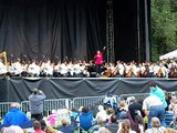 """Sweet Caroline"" by Boston Pops on Boston Common - Sept. 26, 2010"