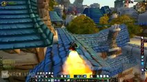 World of Warcraft Cataclysm  New Shaman spell Spiritwalkers Grace WoW Gameplay Commentary