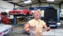 Réparation auto avec pièces d'occas
