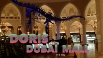 Dubai Mall, Doris Visits one of the biggest shopping Malls on the planet