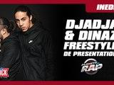 [Inédit] Présentation de Djadja Et Dinaz en freestyle dans Planète Rap !