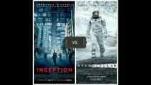 Inception V Interstellar: Dawn of Nolan