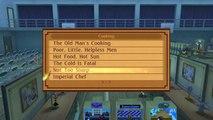 Tales of Vesperia - Cooking Skit 25 - Not Too Sharp... [HD]
