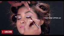 How To Get That '90s Glitter Glam Look _ Bollywood Makeup Tutorial
